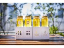 皇居や日比谷公園などに咲く花々から採れた「銀座はちみつ」がEC販売をスタート