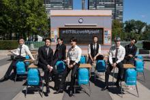 BTS「LOVE MYSELF」キャンペーン、500万ツイート・5000万エンゲージメントに到達