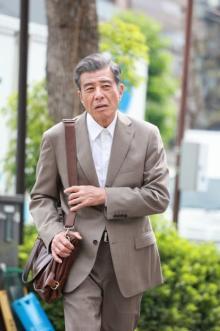 """舘ひろしが初の""""保護司""""役 NHK・BSプレミアムで11・28から放送"""