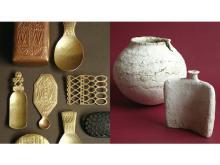 金工・陶芸・切子など、国内女性作家による作品を展示販売!「緻密な手仕事展」が開催