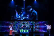 『ウイカANN0』初の番組イベント DJ松永&木村昴と「腰-flo」結成で圧巻のパフォーマンス