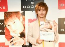 『キラメイ』為朝・木原瑠生、発売から8ヶ月越し1st写真集イベント ファンと交流し「人の力をちゃんと感じる」