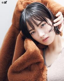"""小松菜奈が赤裸々に語る""""恋""""「私の顔って、実は変なパーツばっかりなんです(笑)」"""