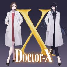 Ado『ドクターX』主題歌担当 米倉涼子「この曲で勢いをつけてもらいたい」コラボビジュアル公開