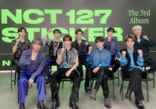 "NCT 127、『スッキリ』初出演でトレンド入り 加藤浩次命名""部長に書類を通すハンコ押すダンス""披露"