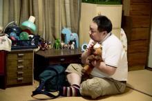 塚地武雅、自閉症を抱える息子役「僕にできるのか」と不安も 映画『梅切らぬバカ』の役づくり