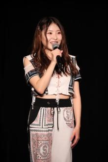 SKE48・杉山愛佳、年内での卒業発表「次の道に進みたい」 コレオグラファーとして活動へ【コメント全文】