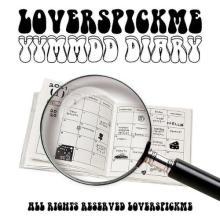 自分らしいカスタマイズが楽しめる。韓国発「LOVERSPICKME」のダイアリー&ステッカーに注目