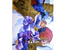 """松戸市文化会館「森のホール21」で""""松戸の作家の個展 渋谷良子作品展~こころの趣くままに~""""を開催"""