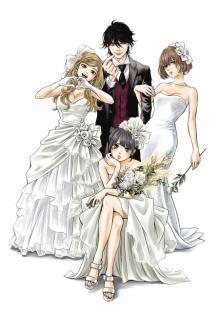 一夫多妻制を描く『ハレ婚。』二宮崇&山田佳奈監督らが実写化 出演者の公開オーディション開催