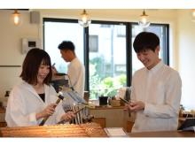 目の前でオリジナルの指輪を作る「glänta」が小江戸の街・川越に2号店をオープン!