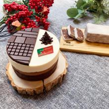 【実食レビュー】クリスマス当日まで待てない!チョコ好きならチェック必須のMinimalのケーキが今年も格別
