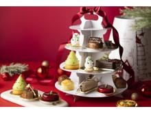サンタデザインが可愛い!シェラトン都ホテル東京の「クリスマススイーツBOX」