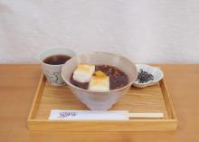 和スイーツがおいしい季節がやってきた!日本茶カフェ「八屋」のおしるこ&あずきラテを見逃すな~