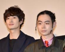 菅田将暉&岡田将生、劇場満席に感慨「久しぶりに見ました。すごくうれしい」