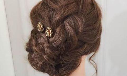 【簡単アレンジ方法】超簡単!一歩先のおしゃれなまとめ髪♡ゴム・ピンだけでお家で作る♪