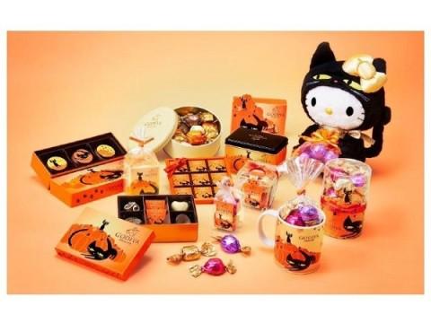 """【ゴディバ】黒ネコがハロウィンに迷い込んだ!?ハロウィン限定コレクションは""""ネコのいたずら"""""""
