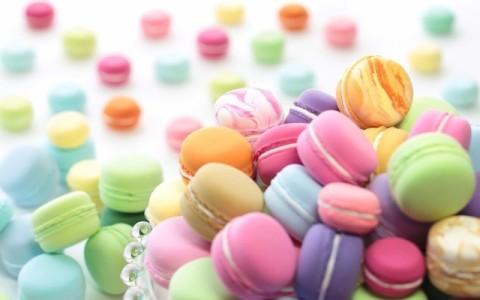 思わず食べちゃいたくなる♡3Dのお菓子ネイル