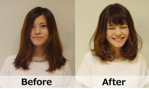 あなたの悩みも解決できる♡【完全密着】跳ねる・膨らむ・前髪作りたいを叶える夏髪Change企画♡
