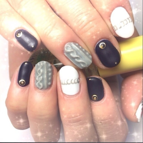 ニットネイル* Beauty Salon nagomi
