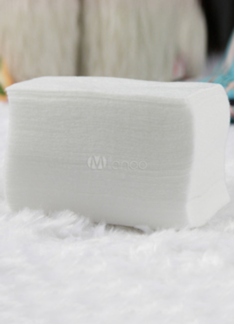 爪のための便利な白いバッファー ブロック - Milanoo.jp