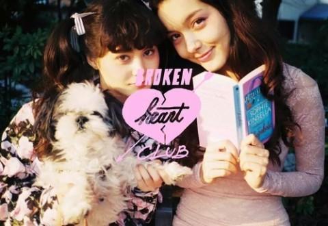 broken heart club by foxy by mimmy | We Heart It