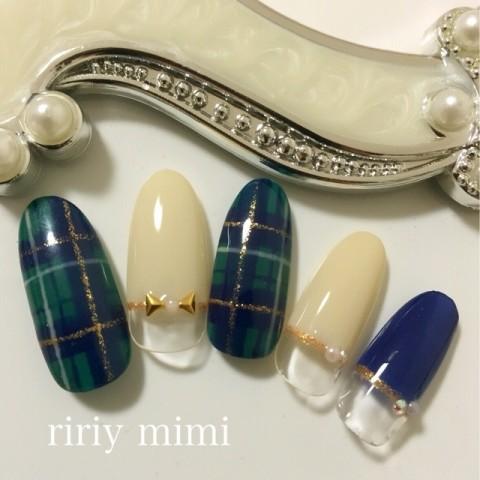 ririymimiさんのネイル♪[1143407] | ネイルブック
