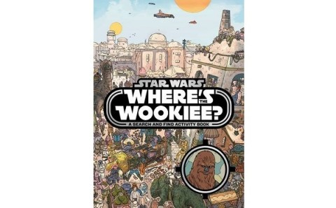チューバッカを探せ!「ウォーリーを探せ」のスター・ウォーズ版が難易度高すぎ
