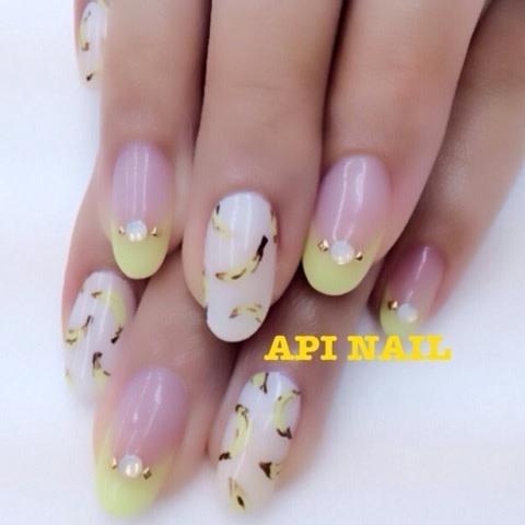バナナネイル