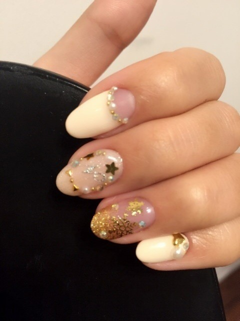 new nail♡ 川崎希オフィシャルブログ「のぞふぃす´sクローゼット」by Ameba