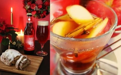 ホットでも美味しい!焼リンゴの「アップルシナモンエール」で冬もビールを楽しもう