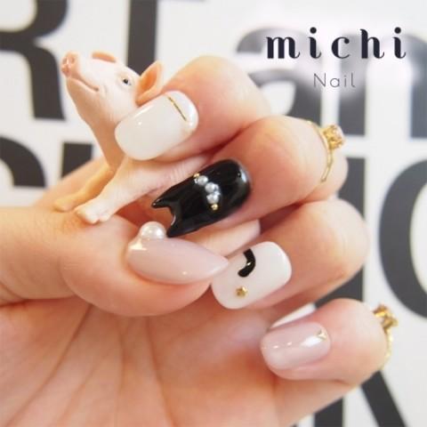 猫耳ネイル - ネイルチップ(つけ爪)・ネイルシール専門店michi