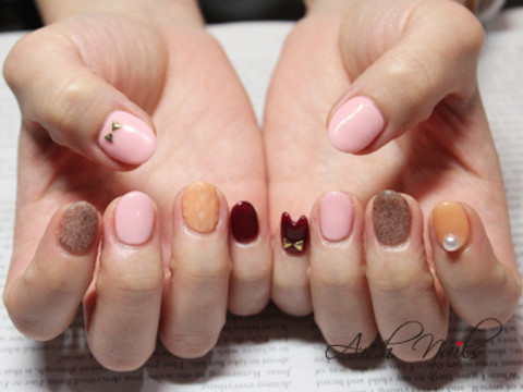 COOL & POP : 名古屋 矢場町 大須 栄 ネイルサロン【Arch Nails アーチネイルズ】 ジェルネイル ブライダルネイル