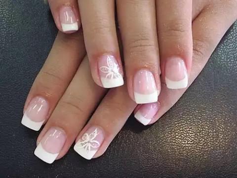 Flower nails   We Heart It