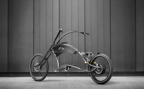 曲線フォルムが美しい!ヨーロッパ発の電動自転車がカッコよすぎる