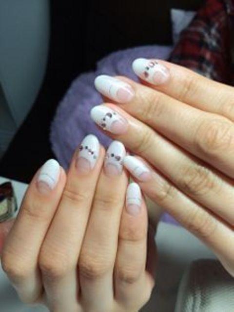 灬铃兰灬 さんの Nail art ボードのピン   Pinterest