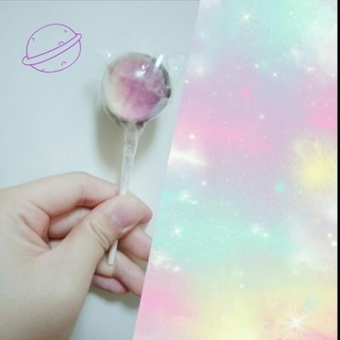 星空珍寶珠 by Niki_Ling | We Heart It