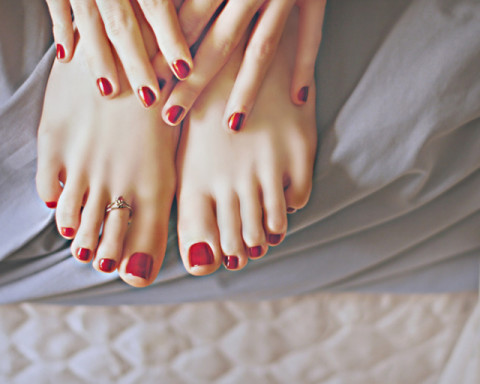 How to Get Your Feet Ready for Sandals Season | StyleCaster