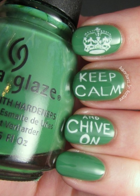 The Digit-al Dozen DOES Brands, Day 2: The Chive! - Adventures In Acetone