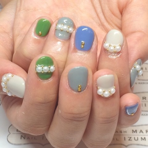 nail_izumiさんのバレンタイン,クリスマス,ソフトジェルネイル♪[1246839] | ネイルブック
