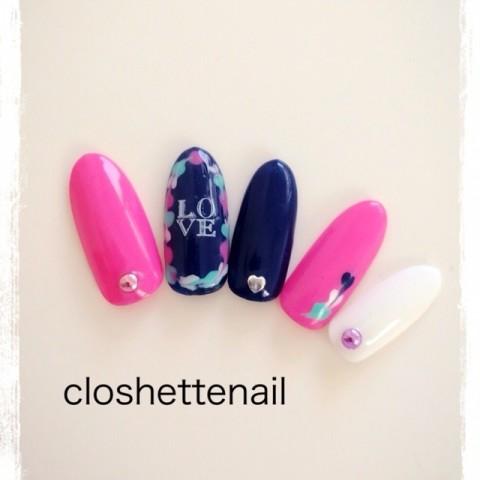 closhettenailさんのネイル♪[1196844] | ネイルブック
