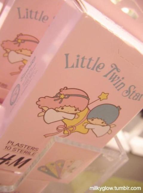 little twin stars | Tumblr by Hinako | We Heart It