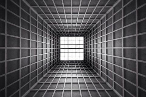 Lines Blackandwhite Architecture Lookingup | EyeEm