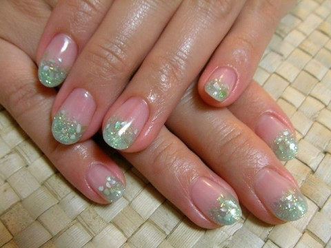 Nail & Beauty Salon East Paradise : サンプル