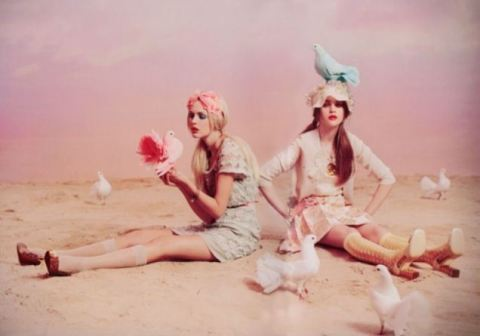 Imagens que valem mais que mil palavras - Coquetel Fashion