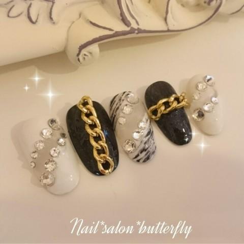 nail_salon_butterflyさんのハロウィン,クリスマス,ソフトジェルネイル♪[1158789] | ネイルブック