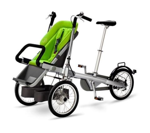 Taga-Wooden-Double-Seat-Bike-Stroller-2