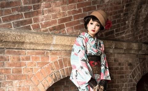 初詣、初釜、成人式etc...。着物に似合う素敵なネイルをトータルコーディネート!日本の美を2016年のお爪デザインにも。