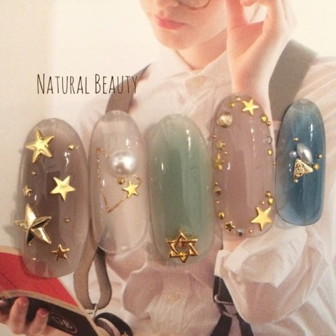 naturalbeautyさんのネイル♪[1153354] | ネイルブック