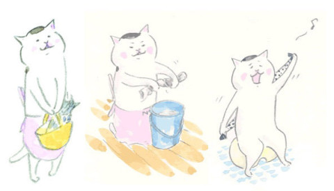 きょうの猫村さん : アンダーキャットの考察日記